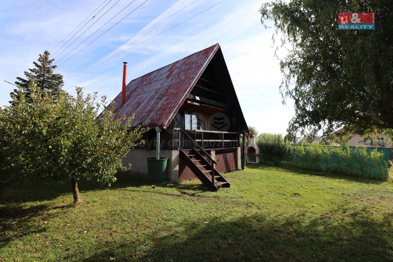 Prodej, chata, Hustopeče nad Bečvou, část Hranické Loučky