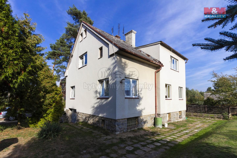 Prodej, rodinný dům 7+1, 617 m2, Zruč-Senec, ul. V zátiší