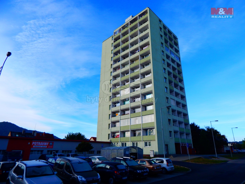 Prodej, byt 1+kk, Klášterec nad Ohří, ul. Budovatelská