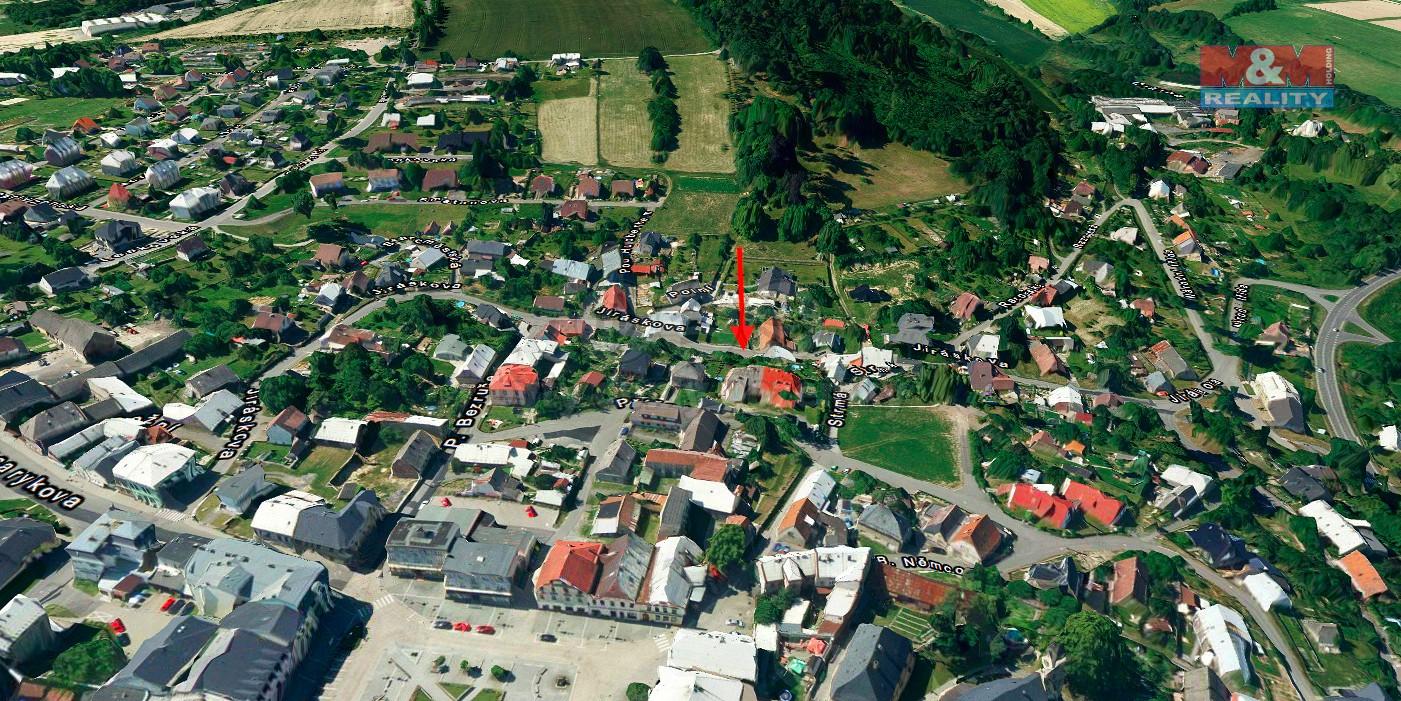 Prodej, byt 3+1, Horní Benešov