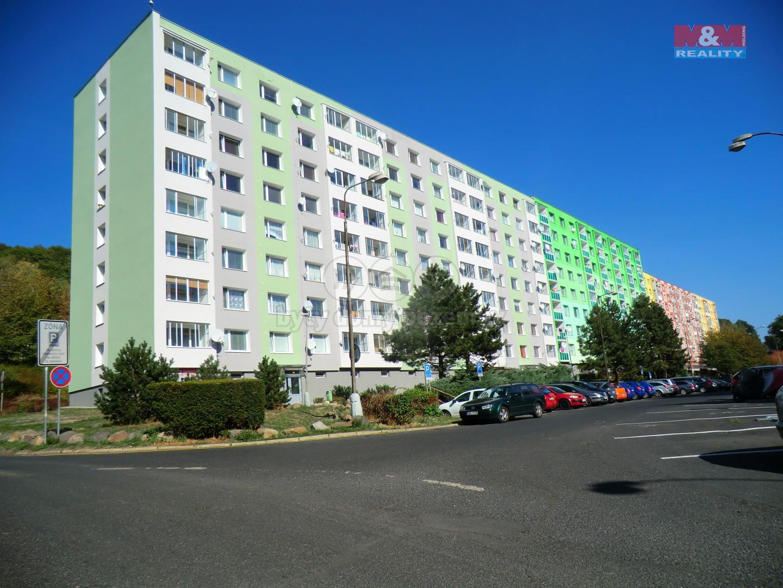 Pronájem, byt 1+1, 33 m2, OV, Jirkov, ul. Krušnohorská