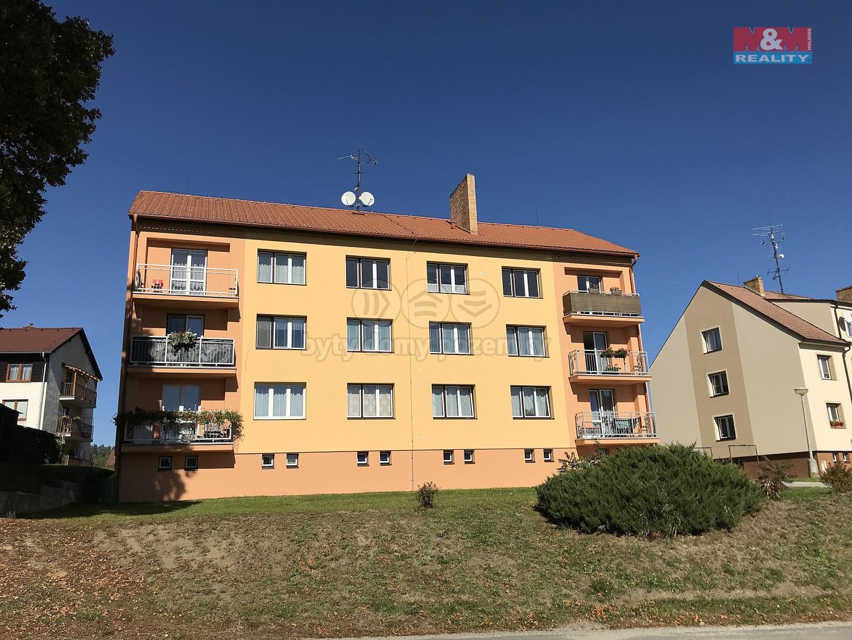 Prodej, byt 2+1, OV, 56 m2, Benešov nad Černou