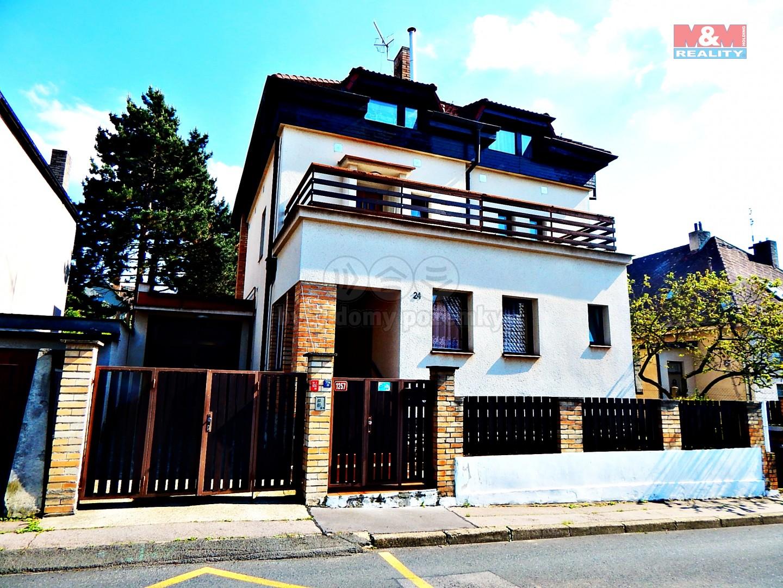 Prodej, rodinný dům, 549 m2, Praha, ul. Mezihorská