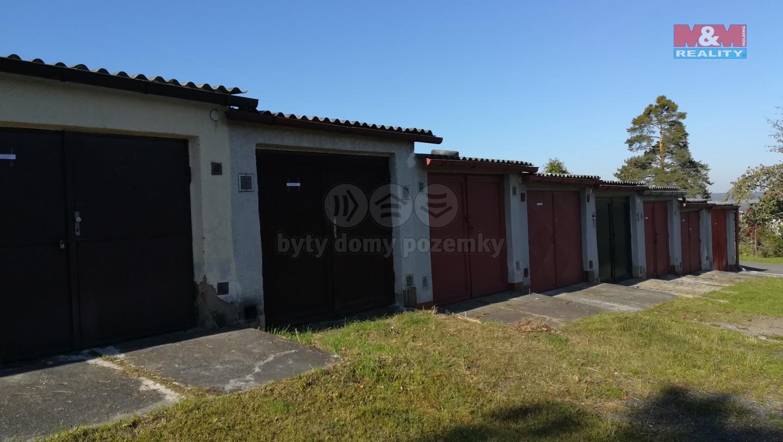 Prodej, garáž, 19 m2, Holýšov
