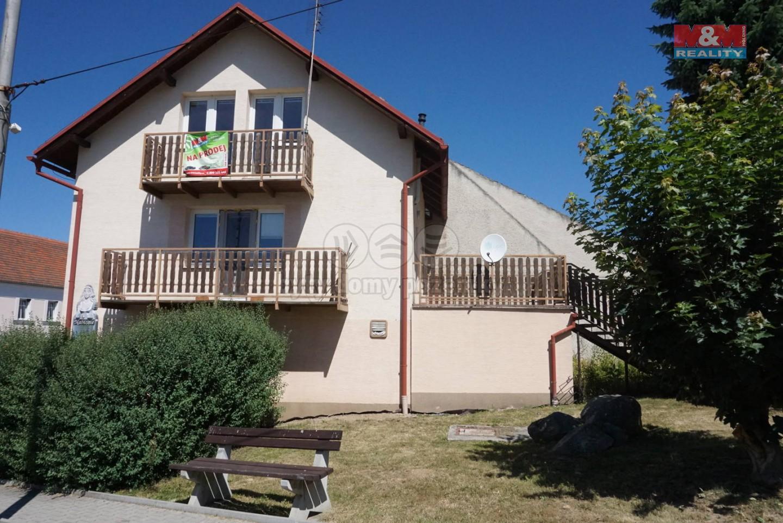 (Prodej, rodinný dům 3+kk, 136 m2, Merklín u Přeštic), foto 1/19