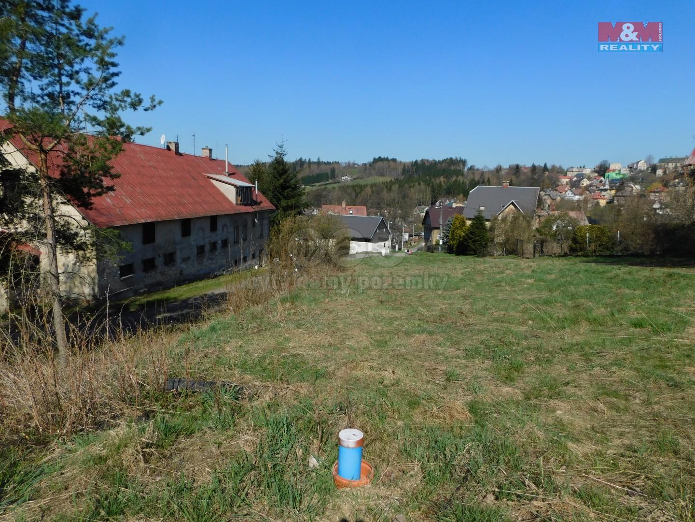 Prodej, pozemek, 1042 m2, Kokonín, Jablonec nad Nisou