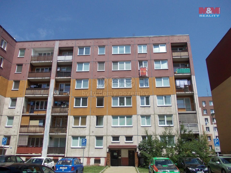 Pronájem, byt 2+1, 44 m2, Ostrava - Dubina, ul. Jana Maluchy