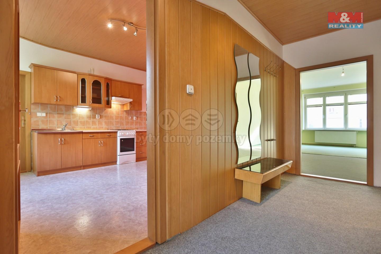 Prodej, byt 2+1, 106 m2, OV, Plzeň, ul. Dobrovského