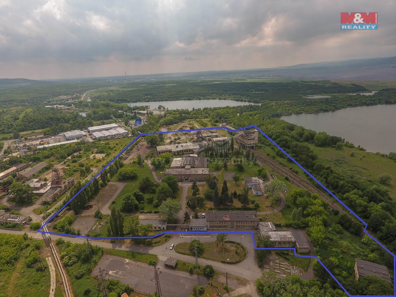 Prodej, výrobní areál 75.352 m2, Dolní Jiřetín, Most (Prodej, výrobní areál, 75352 m2, Dolní Jiřetín, Most), foto 1/7