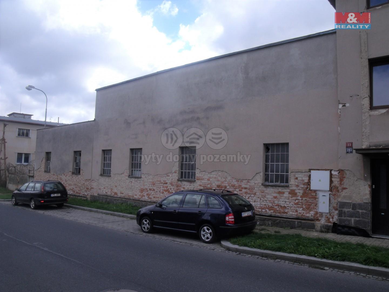 (Prodej, výrobní objekt, 240 m2, Klatovy), foto 1/12