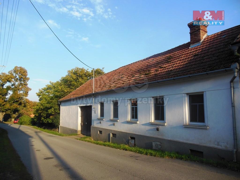 Prodej, rodinný dům, Býkovice