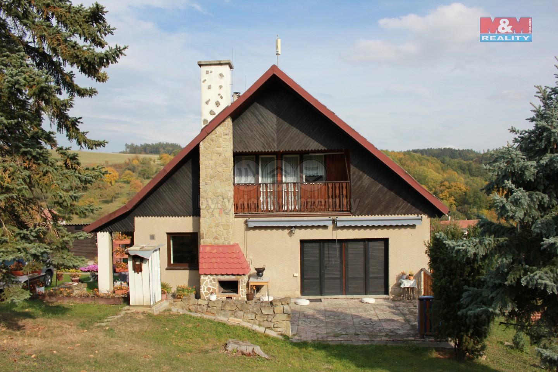 Prodej, rodinný dům, 7+1, Rudimov