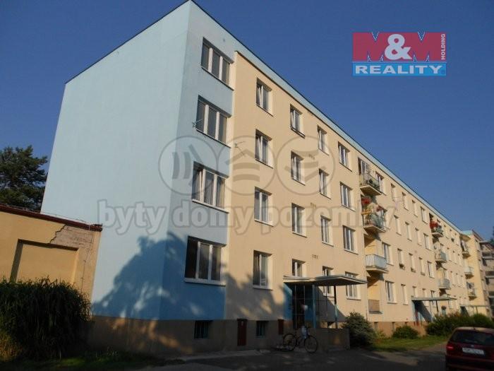 Pronájem, byt 2+1, Pardubice - Polabiny