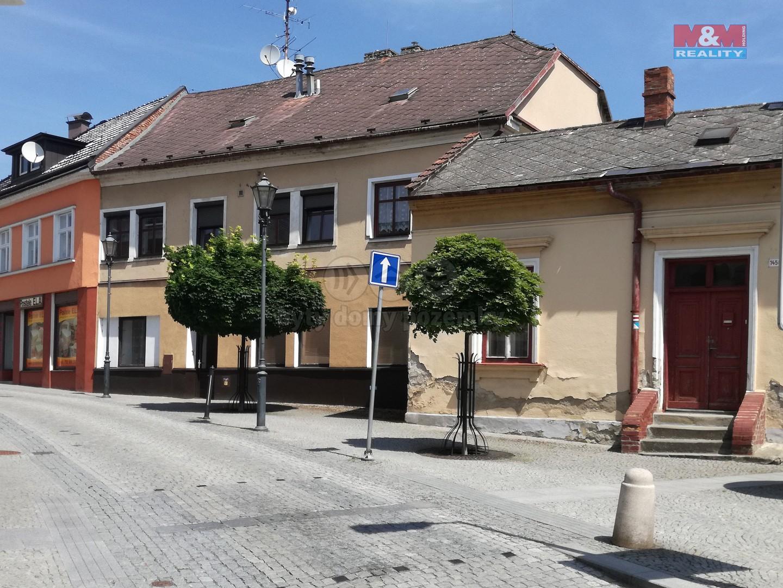 Prodej, byt 2+1, 65 m2, Hranice, ul. Svatoplukova