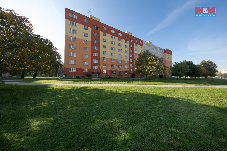 Prodej, byt 3+1, 67 m2, Olomouc, ul. Družební