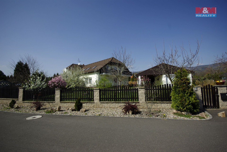 Prodej, rodinný dům, 2246 m2, Proboštov, ul. Slavíkova