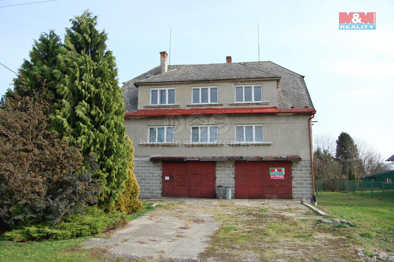 Prodej, komerční objekt, 1841 m2, Pustějov