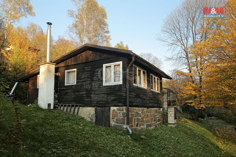 Prodej, chata, 26 m2, Vítkov - Zálužné