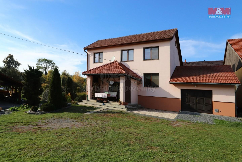 Prodej, rodinný dům, Střítež nad Ludinou