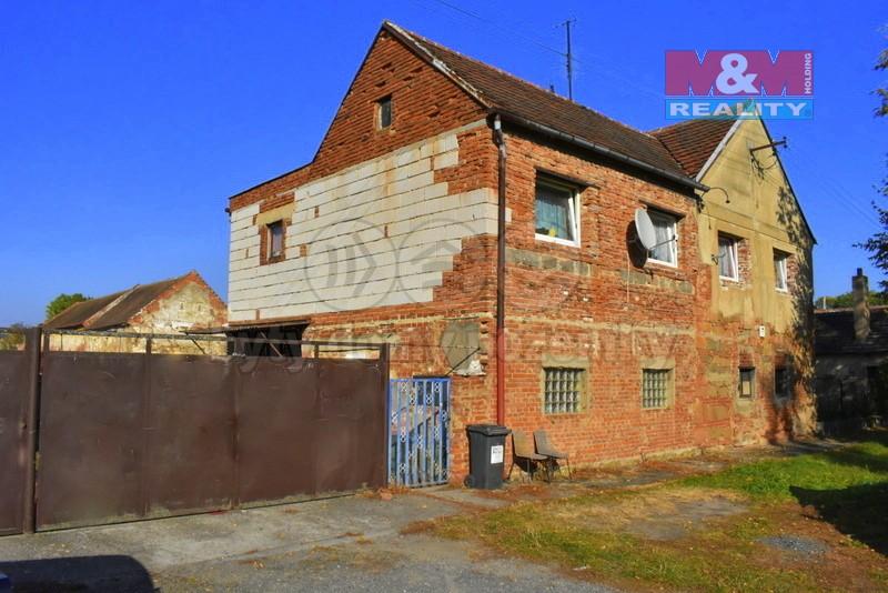 Prodej, rodinný dům, 1840 m2, Chotěšov Hoříkovice