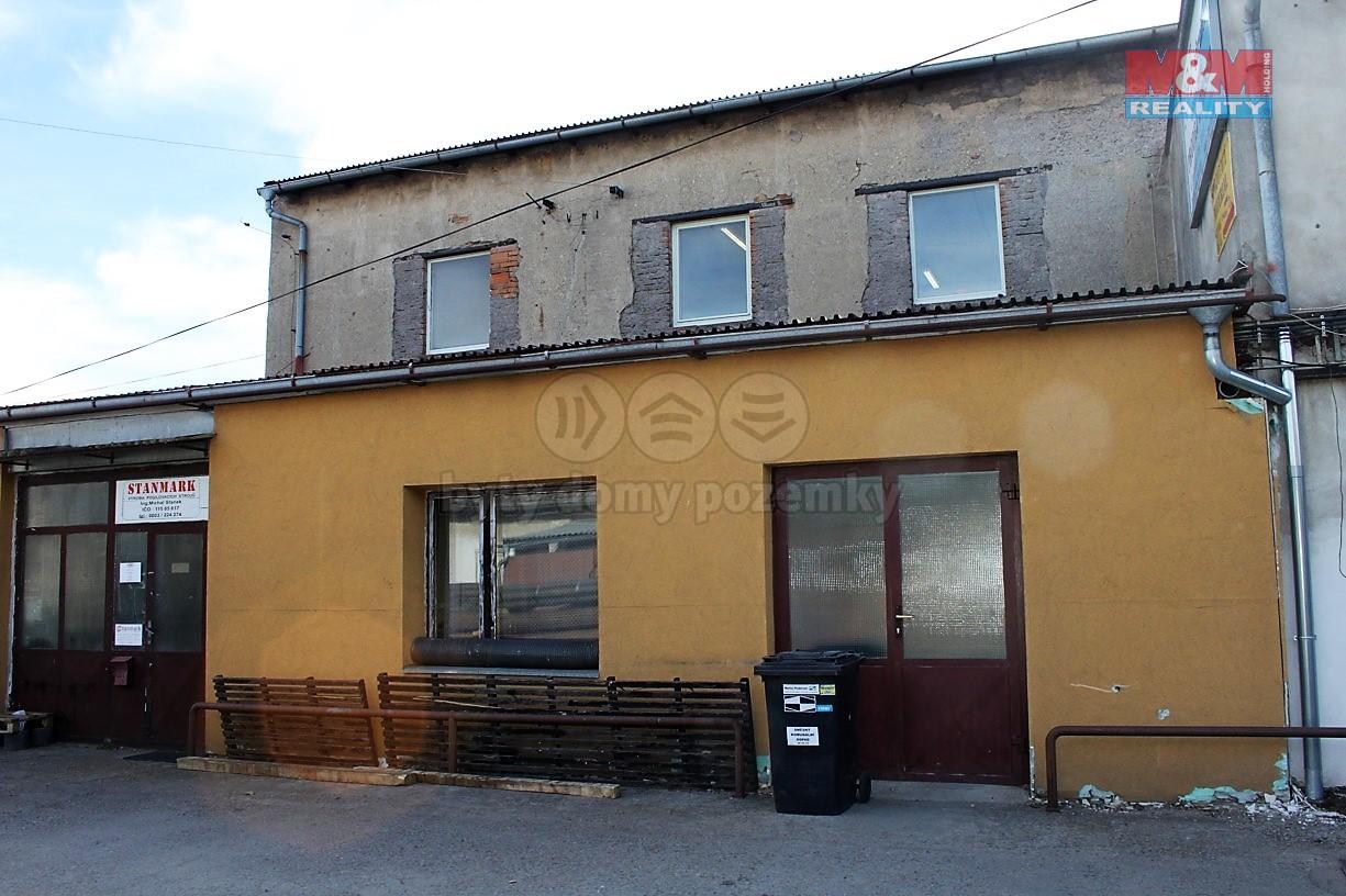 Pronájem, sklad, 160 m2, Pardubice - centrum