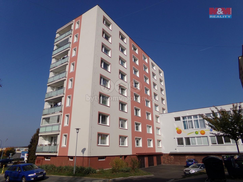 Pronájem, byt 3+1, Plzeň, ul. Masarykova