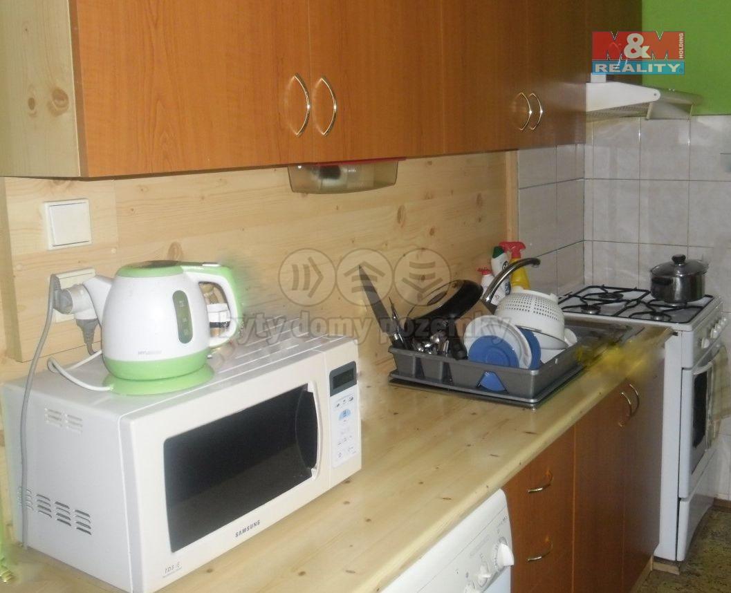 Pronájem, byt 2+1, 58 m2, Šumperk, ul. Jesenická