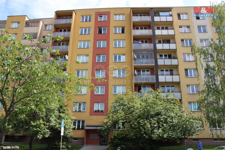 Prodej, byt 2+1, 58 m2, Ostrava, ul. Generála Píky