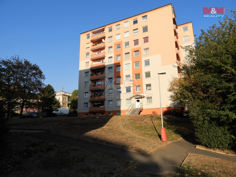 Podnájem, byt 1+kk, 31m2, DV, Ústí nad Labem, ul. Na Sklípku