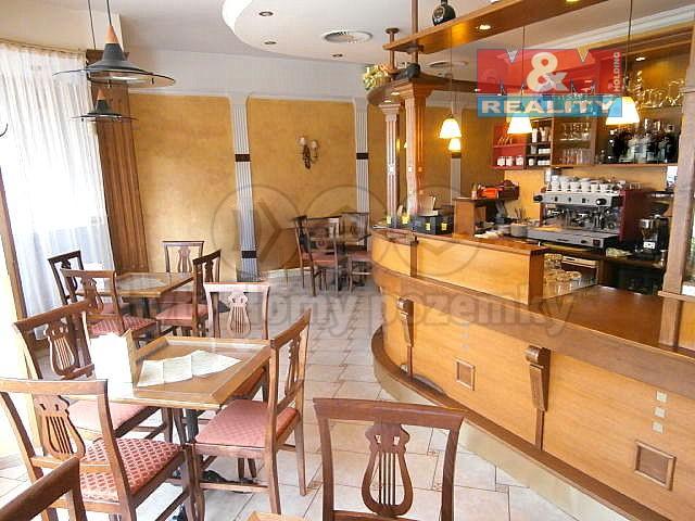Pronájem, kavárna, 70 m2, Ostrava - Mariánské Hory