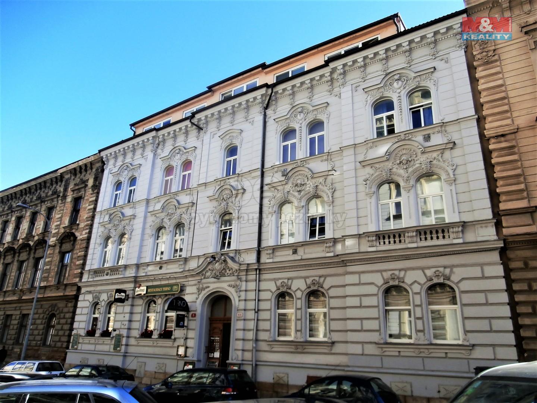 Pronájem, byt 2+1, 60 m2, Plzeň - centrum