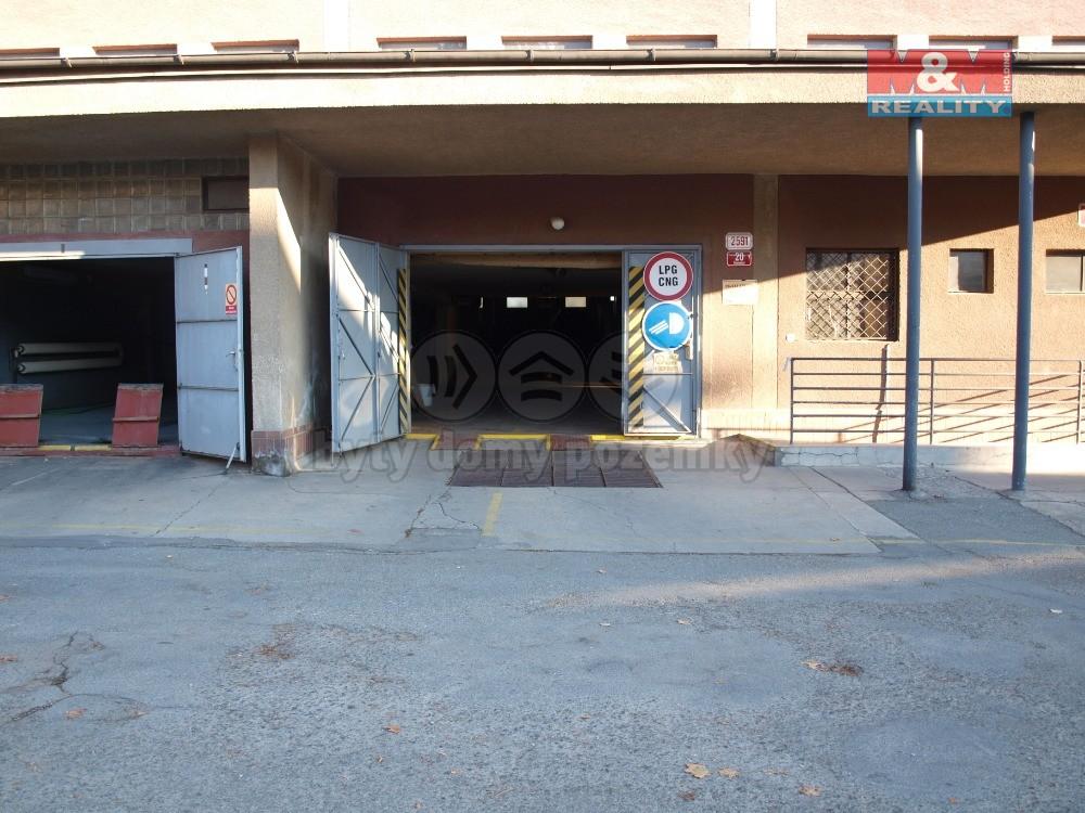 Prodej, garáž, 12 m2, ul. Tomanova