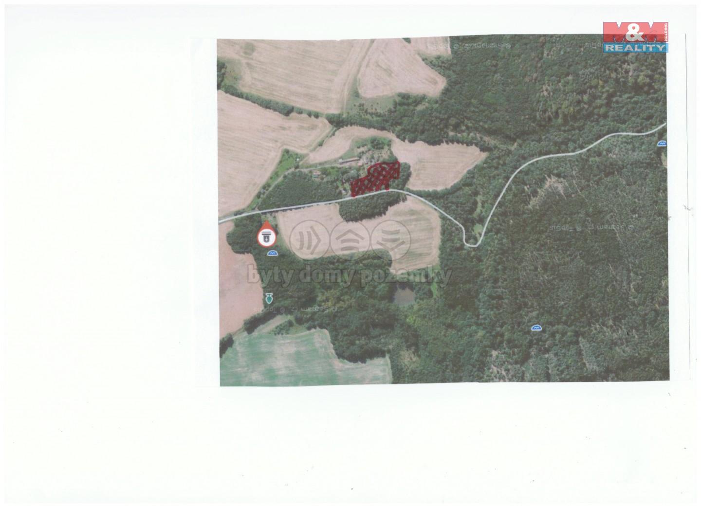 (Prodej, stavební pozemek, 5475 m2, Blatno), foto 1/12