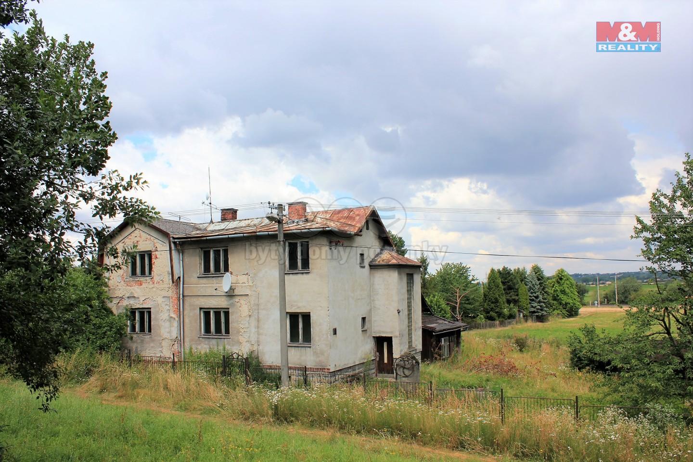 Prodej, Rodinný dům s pozemkem a zahradou , Dolní Lutyně