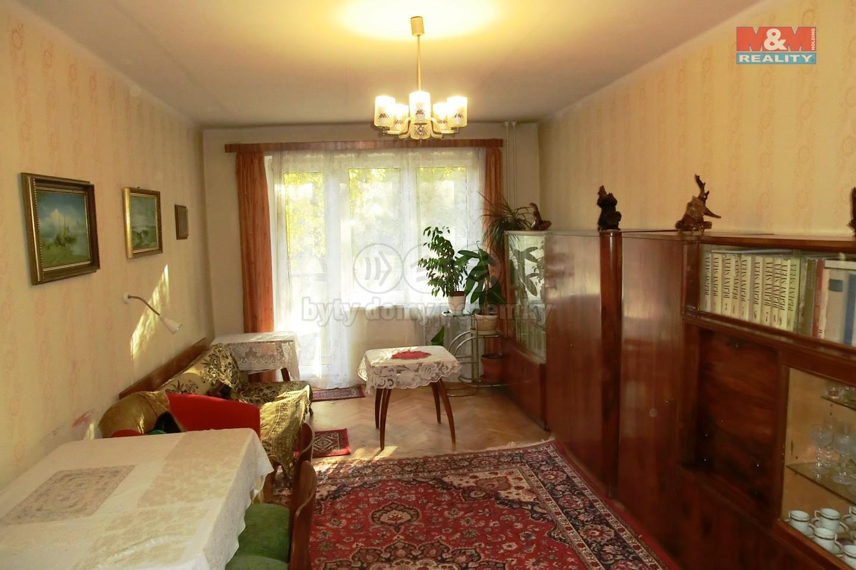 Prodej, byt 3+1, 72 m2, Ostrava, ul. Mongolská