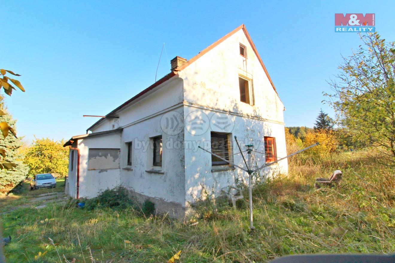 Prodej, rodinný dům, Česká Kamenice - Víska pod Lesy