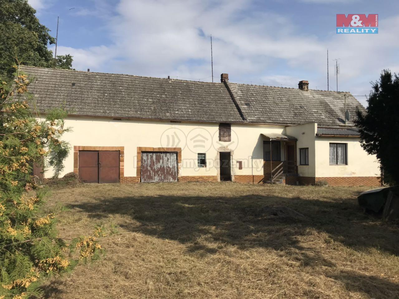 (Prodej, rodinný dům, 1500 m2, Všeruby - Chrančovice), foto 1/29