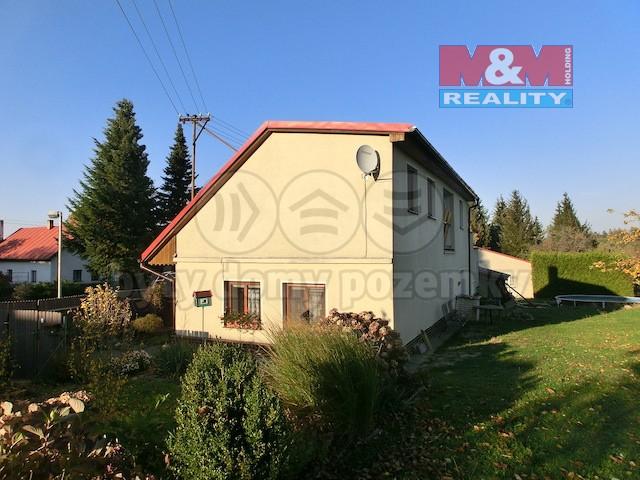 Prodej, rodinný dům, 5390 m2, Borek