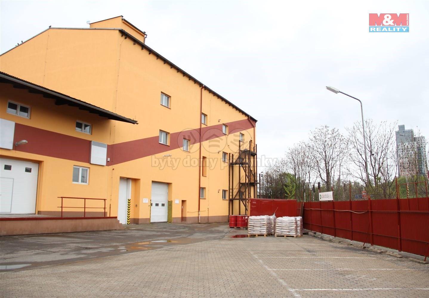 Pronájem, skladové prostory, 1451 m2, Horní Heršpice
