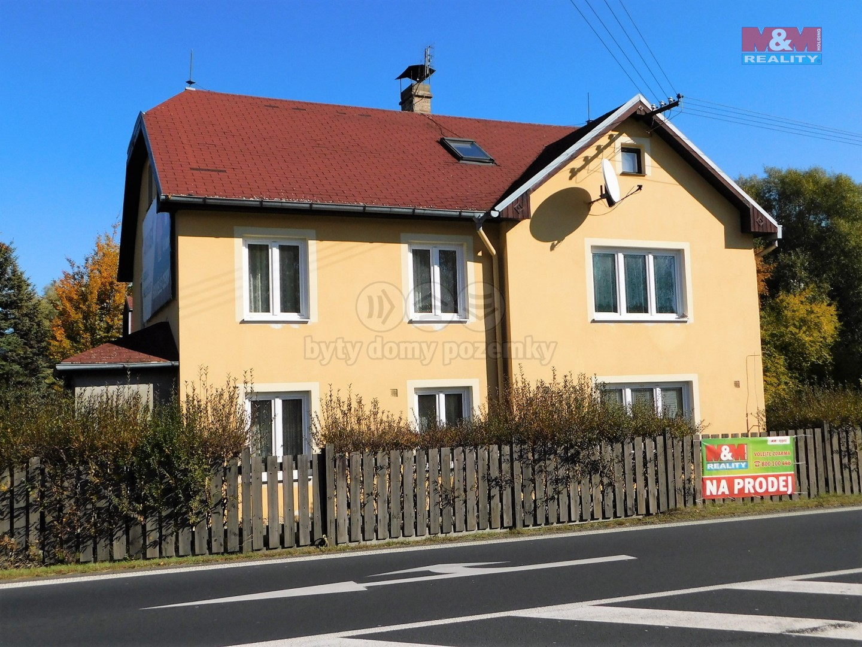 Prodej, penzion, 9+kk, 181 m2, Stará Voda