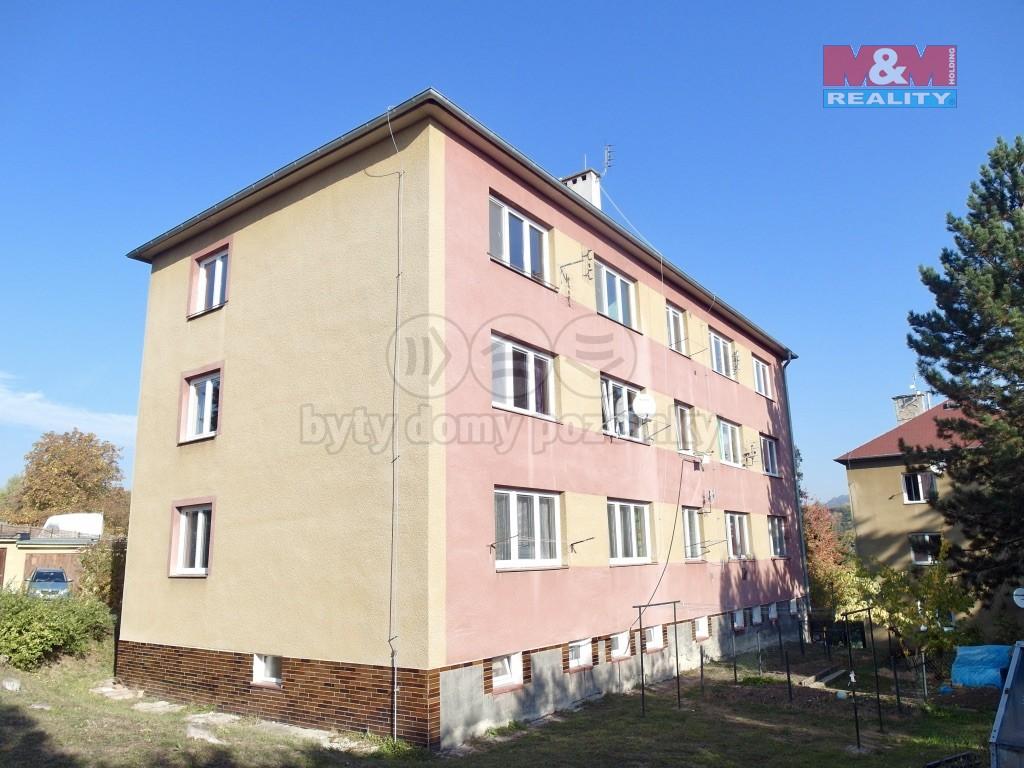 Prodej, byt 3+1 s garáží, 66 m2, Ústí nad Labem, Skorotice