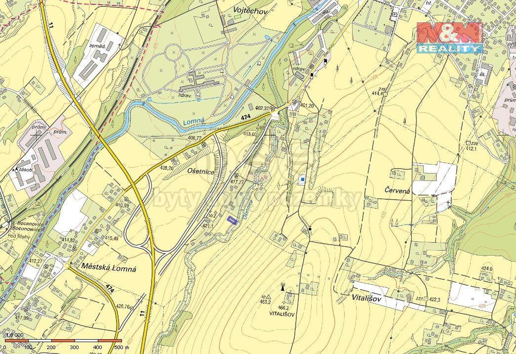 Prodej, pozemek, 573 m2, Jablunkov