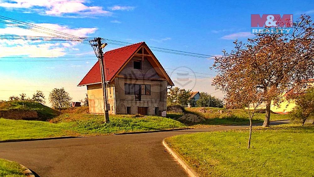 Prodej, rodinný dům, 46 m2, Jevišovka, ul. Široká