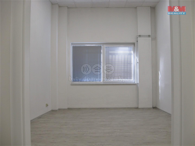 Pronájem, kancelář, 25 m2, Brno - Slatina