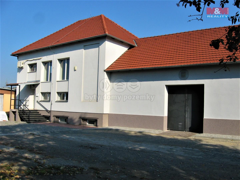 Pronájem, kancelář, 162 m2, Brno - Slatina