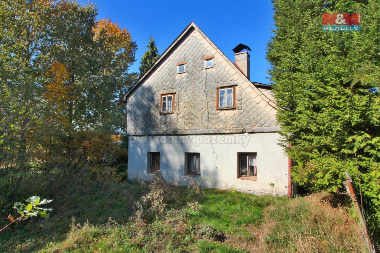 Prodej, rodinný dům, Velký Šenov - Malý Šenov