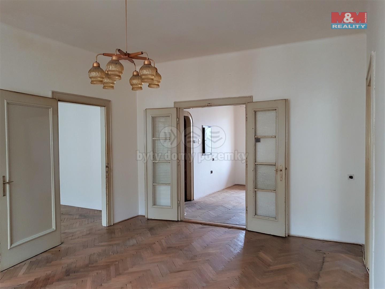 Prodej, byt 4+1, 105 m2, OV, Ostrava, ul. Českobratrská