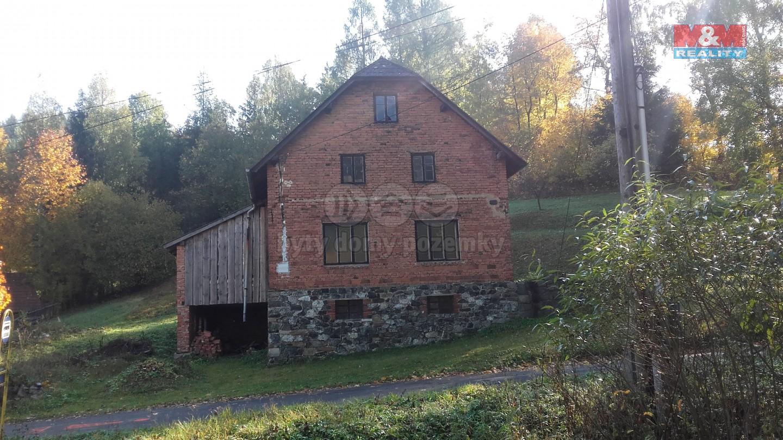 Prodej, chalupa, 3245 m2, Chrastice