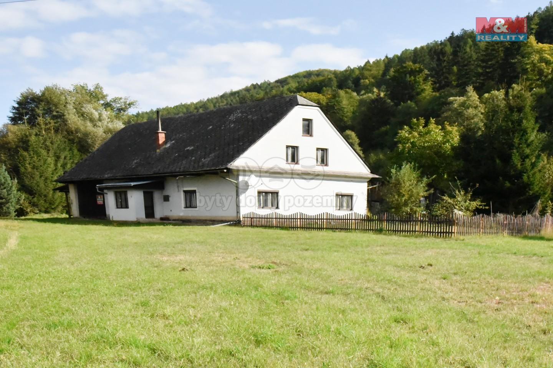 Prodej, rodinný dům 3+1 a 2+1, Raškov, Bohdíkov