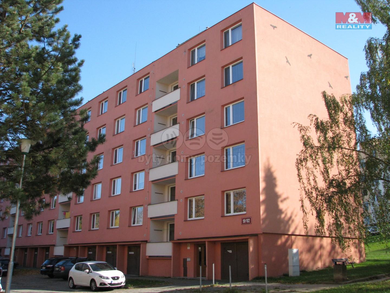 Prodej, byt 1+1, Jihlava, ul. Březinova